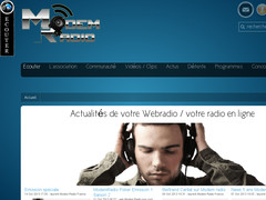 Détails : Webradio pop rock